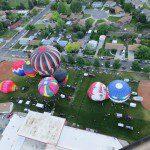 Art City Balloon Festival, Springville Balloon Festival