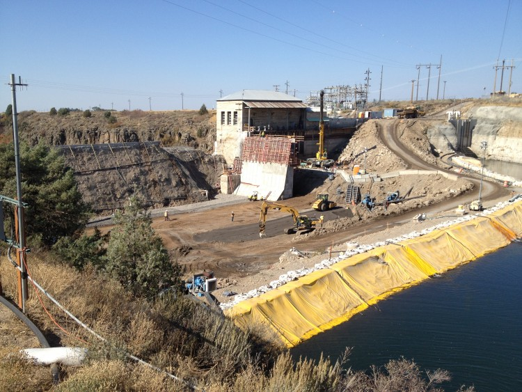 Ashton Dam Remediation Phase II