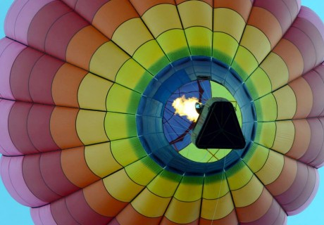 20th Annual Springville Art City Days Balloon Festival