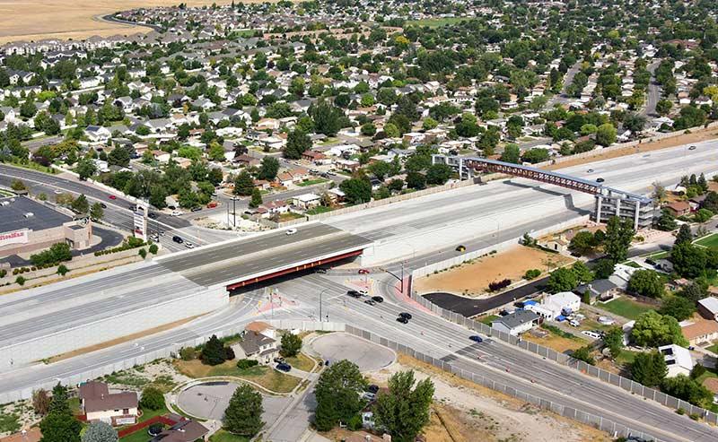 Bangerter Highway Overpass