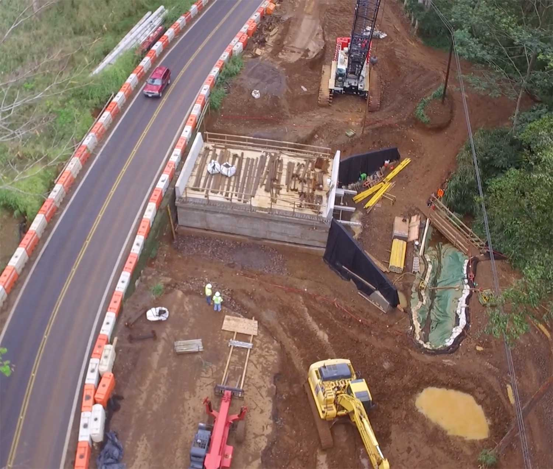 Kauai Bridge 7E - W  W  Clyde