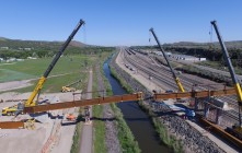 Innovative Utilization of EPS Geofoam in Idaho Bridge Construction