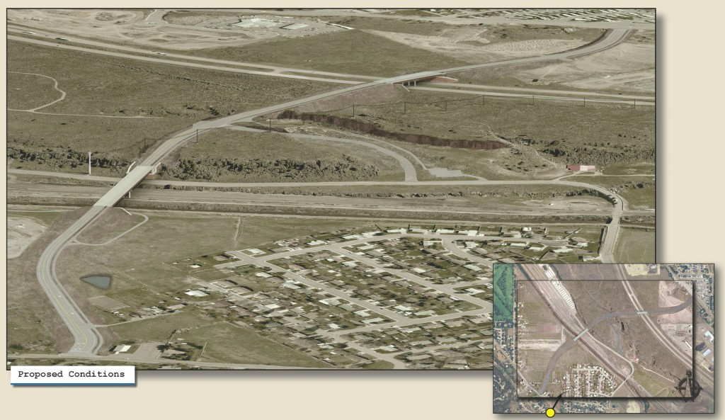 South Valley Connector, Pocatello Highway Project, Cheyenne Connector Project
