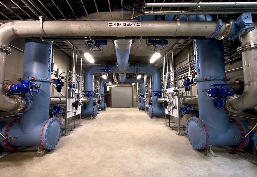 Duchesne Valley Water Treatment Plant