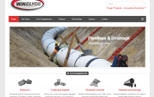 W.W. Clyde Launches New Website