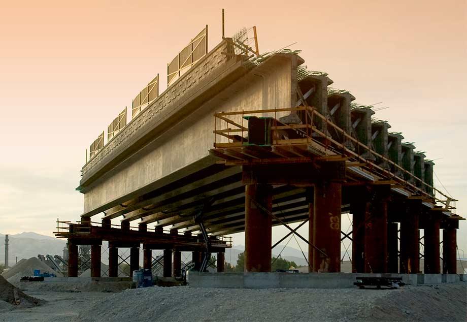 Pioneer Crossing structures built