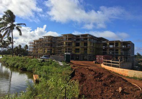 JOINT VENTURE ANNOUNCED BETWEEN ISLAND BUILDERS