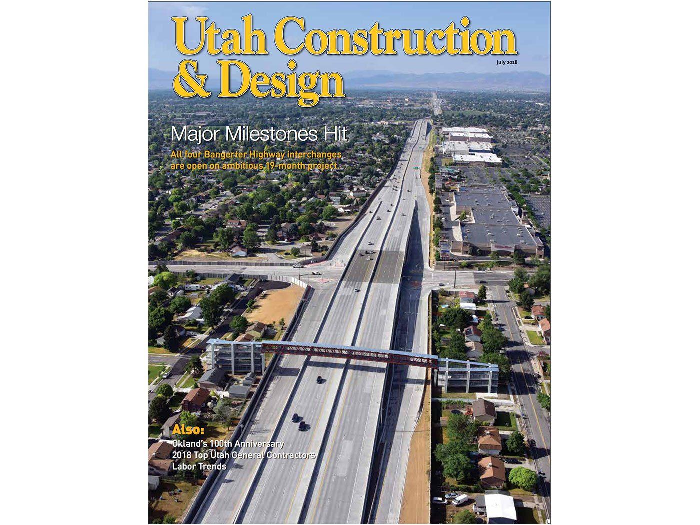 Bangerter Highway Construction is complete
