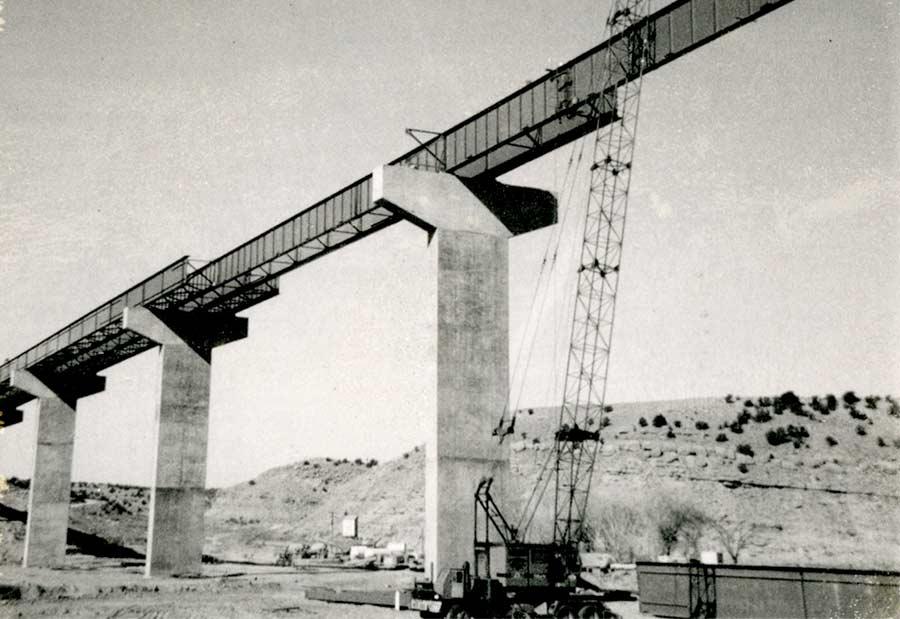 Starvation Reservoir Bridge