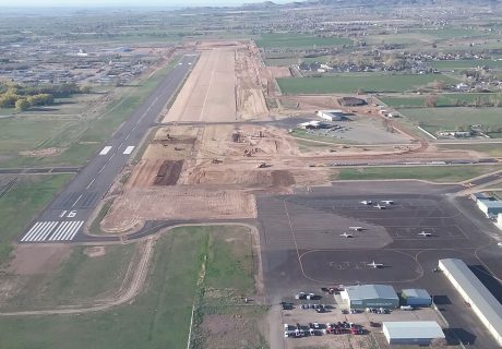 Vernal Airport Runway Reconstruction