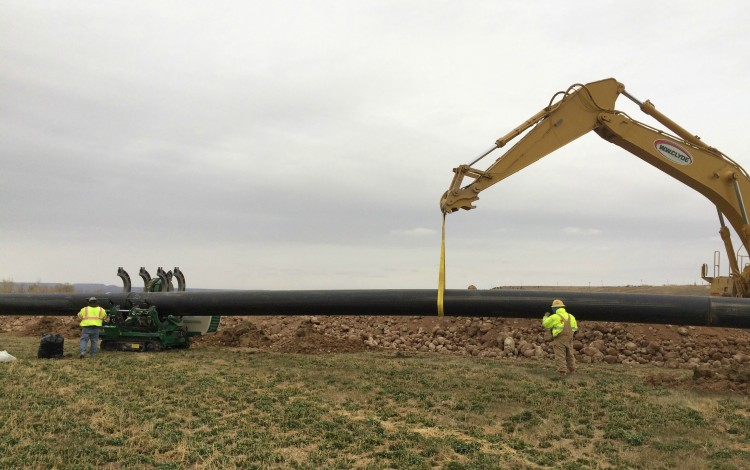 Victory Pipeline Phase I CMGC
