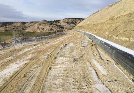 Victory Pipeline Phase II CMGC