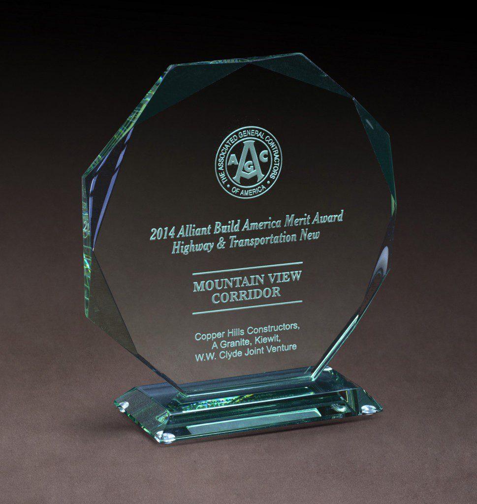2014 AGC Alliant Build America Award