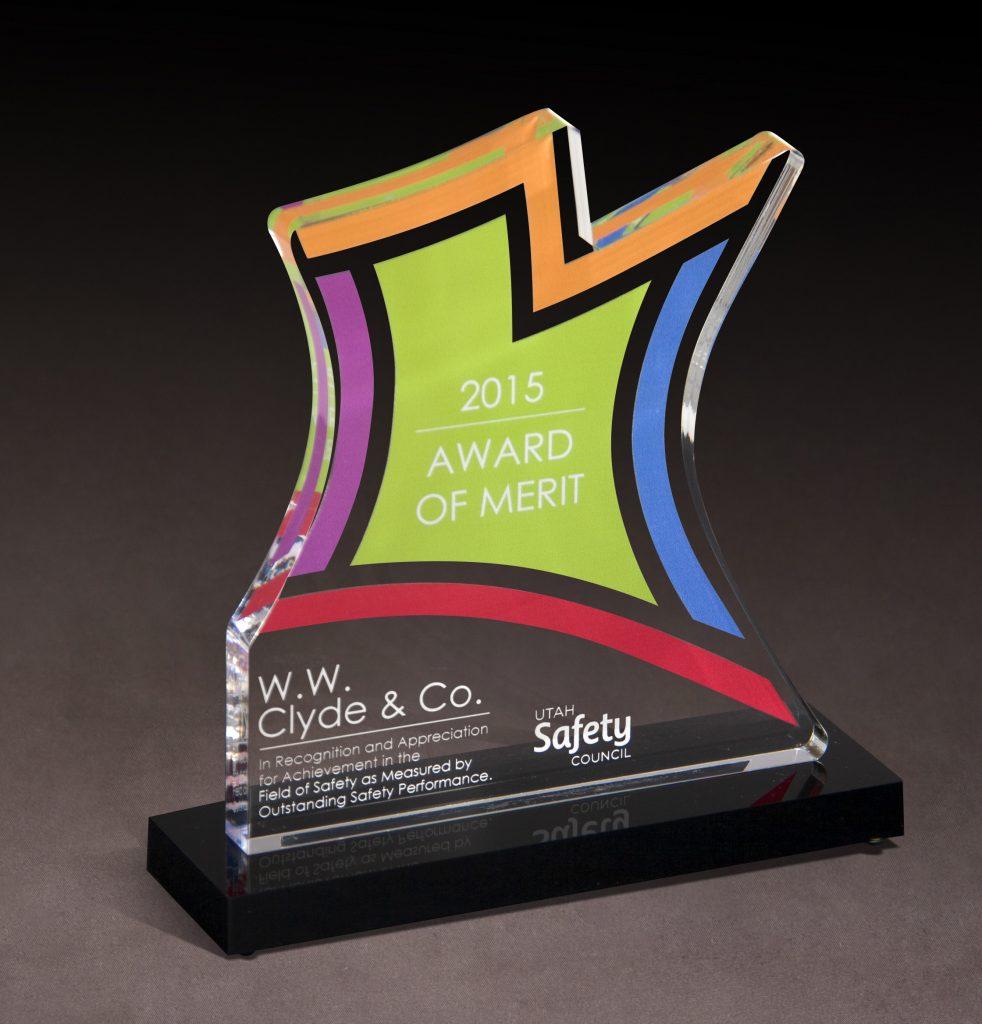 2015 USC Award of Merit
