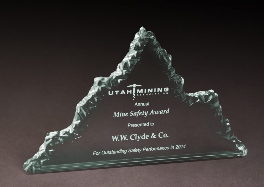 2014 Mine Safety Award