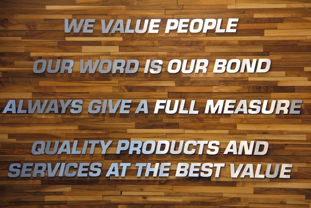 WW Clyde Core Values