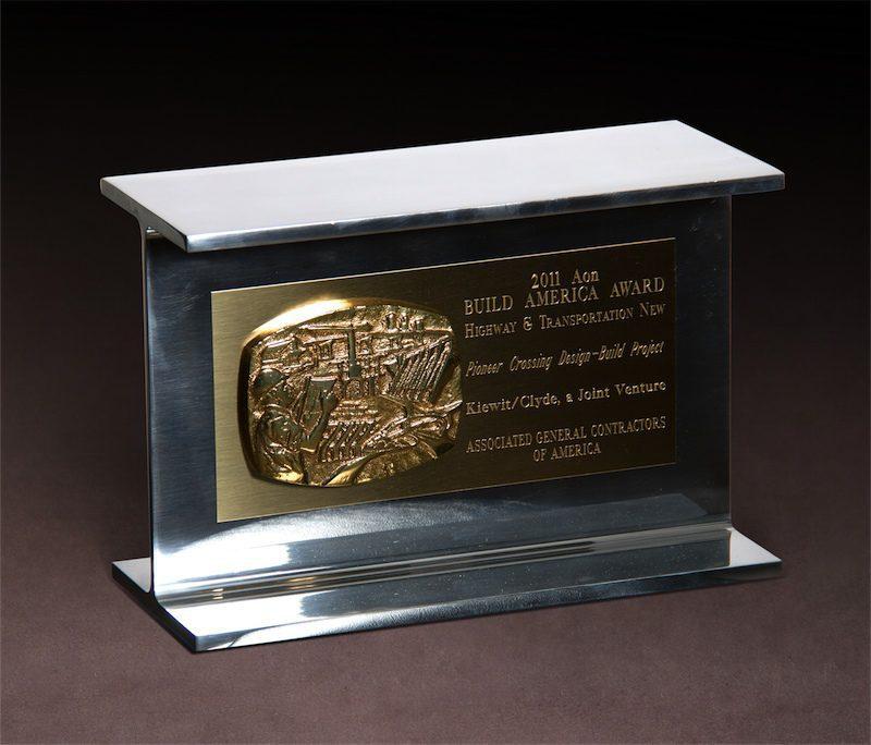 2011 AGC of America Aon Build America Award