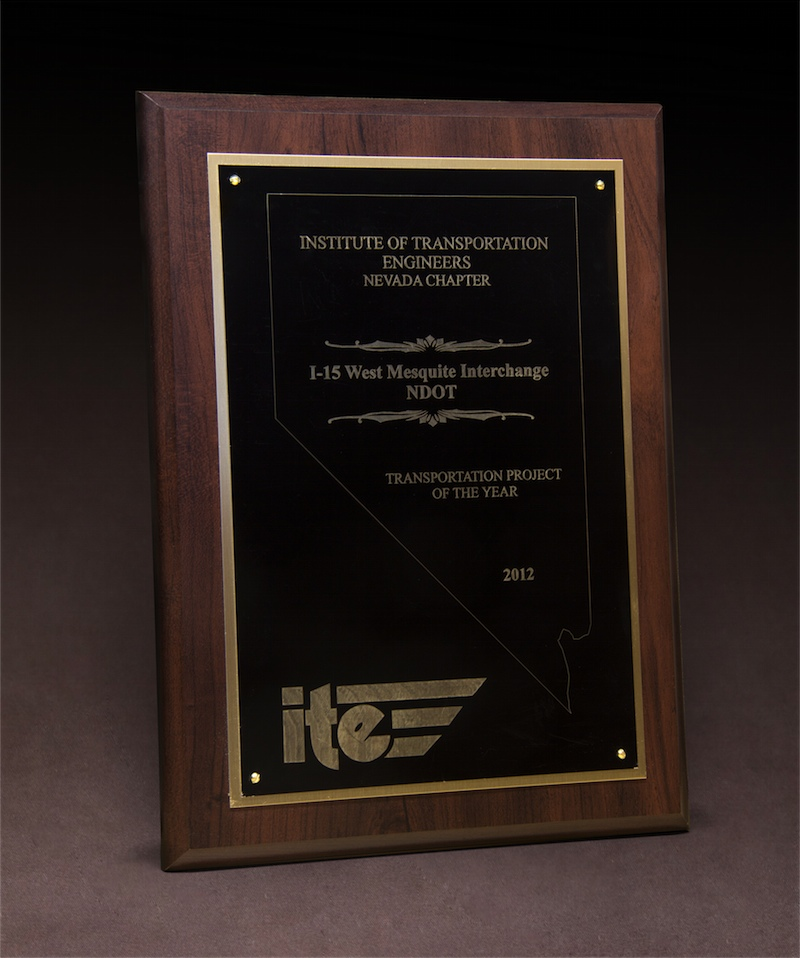 2012 ITE Transportation Project of the Year