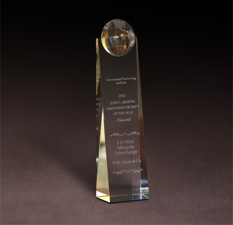 2013 IPI John L. Martin Partnered Project of the Year