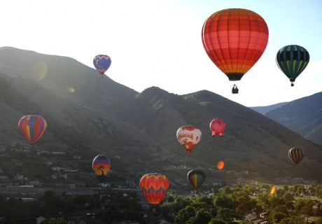 Logo Contest Announced for Springville Art City Days Balloon Festival