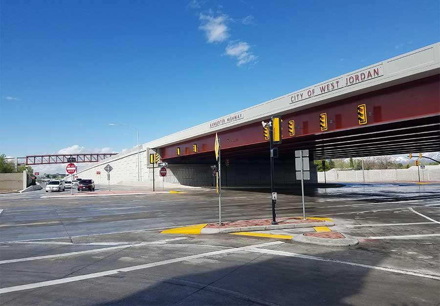 Bangerter Highway Overpass Alternative Delivery