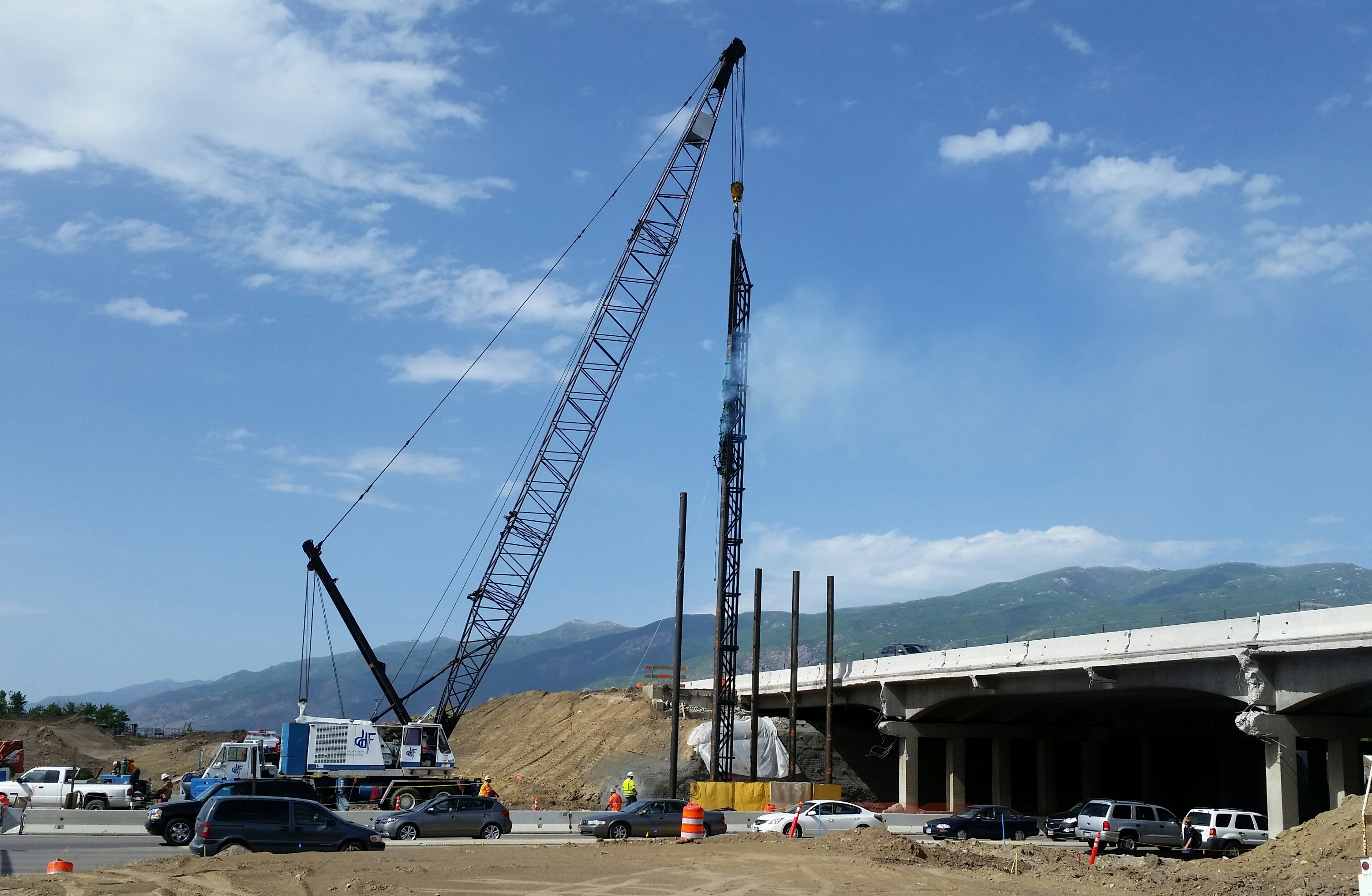 I-15 South Davis County Construction, Operational Upgrades, Design-build projects