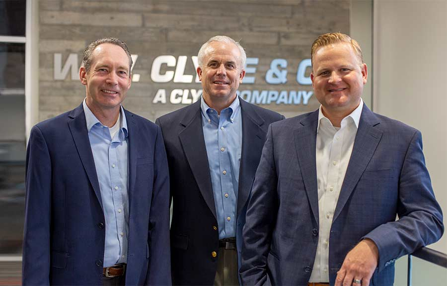 WW Clyde Leadership