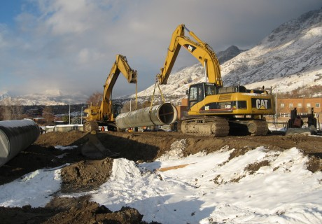 Spanish Fork Provo Reservoir Canal Pipeline – Provo Reach 1