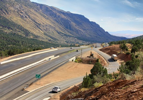 I-15; Black Ridge to Iron County Line Design-Build