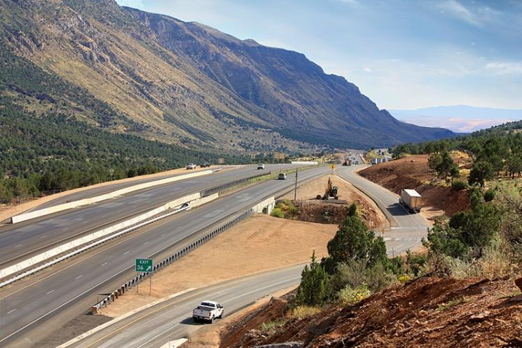 I-15; Black Ridge to Iron County Line Design-Build