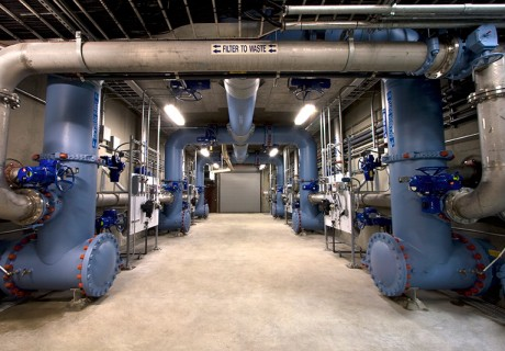 Duchesne Valley Water Treatment Plant