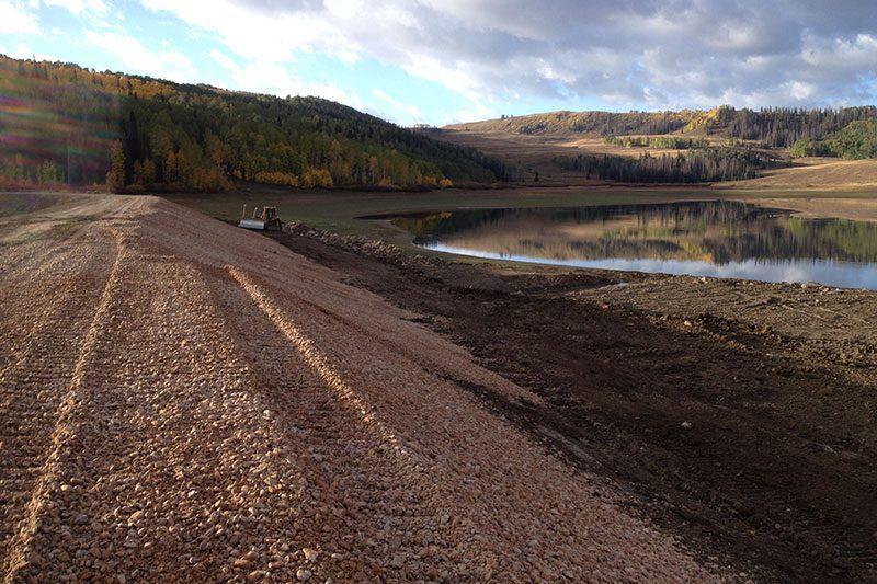 Fairview Dam
