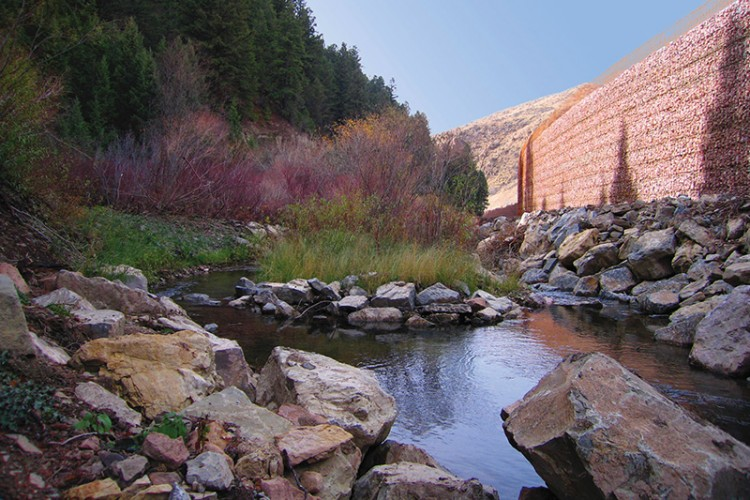 Home Canyon – East of Narrows