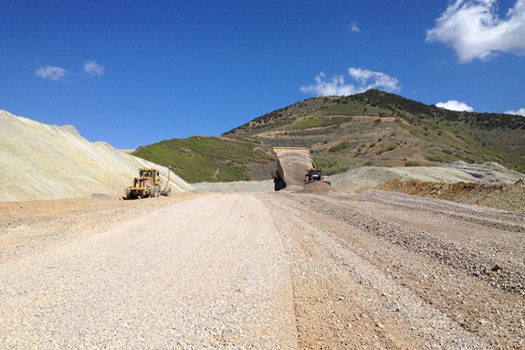 Kennecott Utah Copper Projects