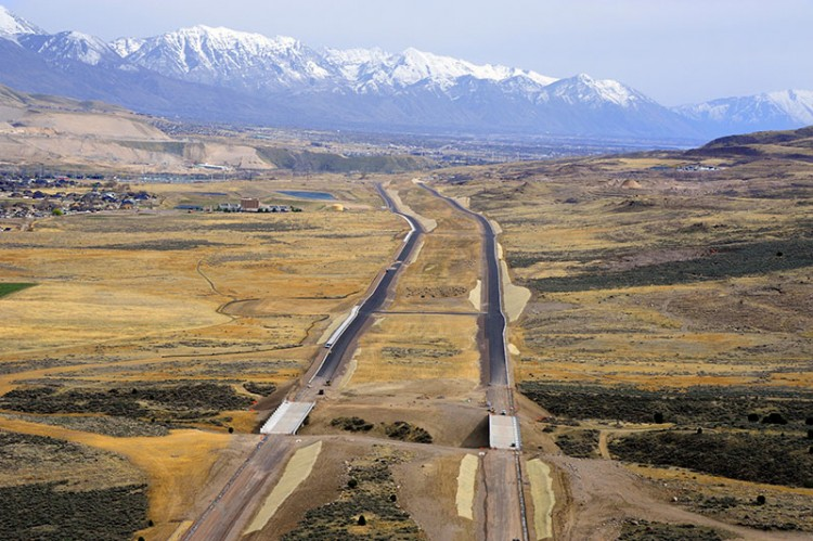 Mountain View Corridor CMGC