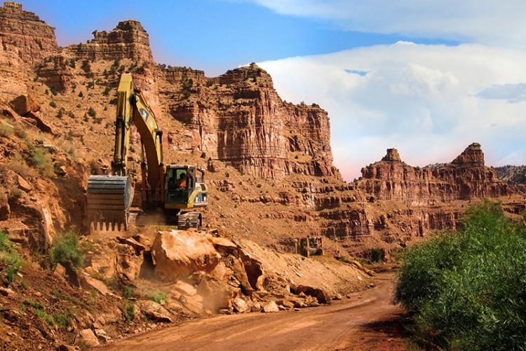 Nine Mile Canyon Road Reconstruction Phase 1 CMGC