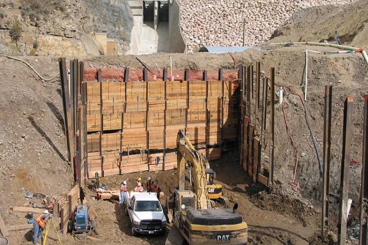 Pineview Dam Rehabilitation