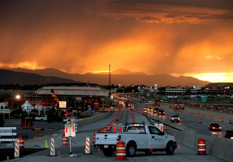 Pioneer Crossing; I-15 to Saratoga Springs Design-Build