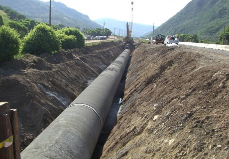 Spanish Fork Pipeline Reach 1