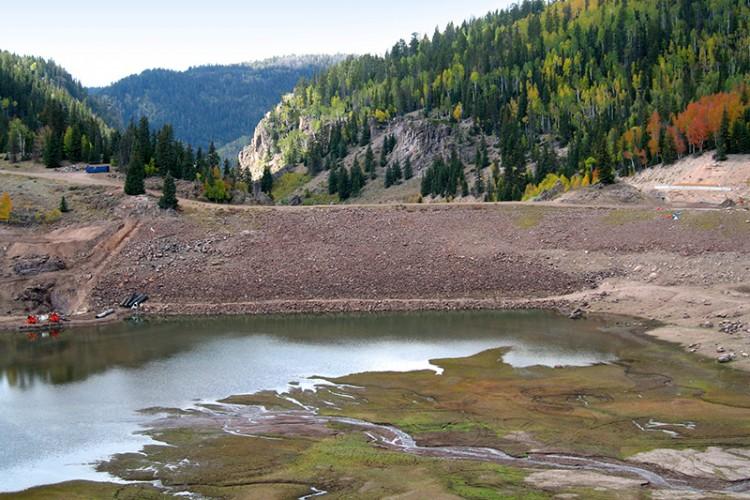 Three Creeks Dam Rehabilitation