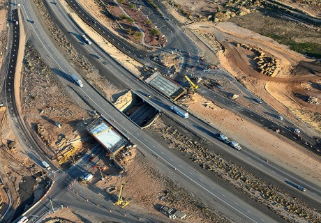 West Mesquite Interchange Design-Build