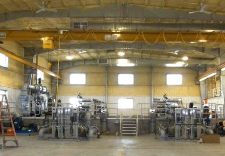 West Wendover Water Reclamation Facility Upgrade