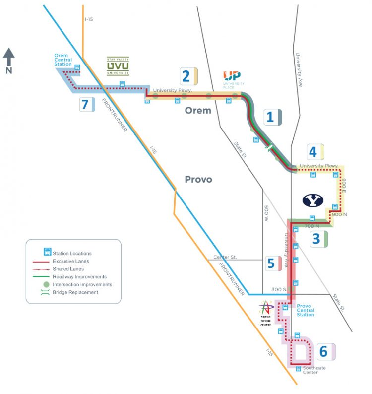 Provo-Orem Transportation Improvement Project