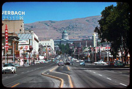 Salt Lake City State Street