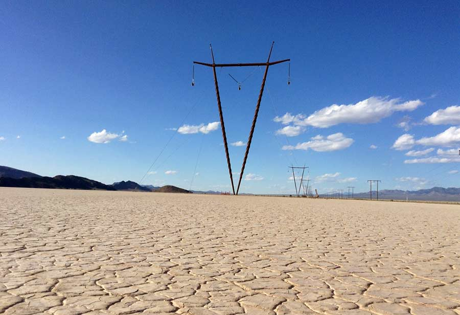 Nevada Energy Power Line Project
