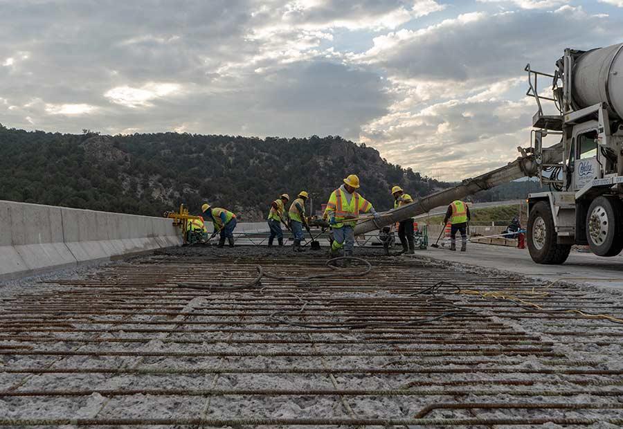 I-70 Concrete Bridge Resurfacing