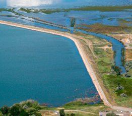 Arthur V. Watkins Dam